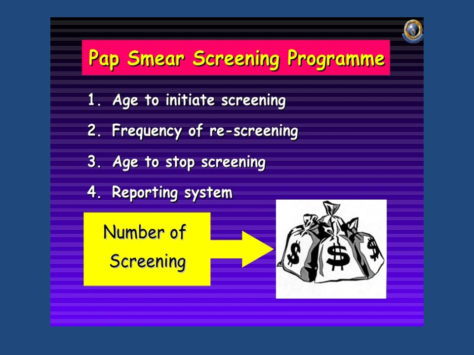 Decision for follow up In summary, the physician will use clinical judgment in terms of the specific follow-up after a Pap smear that reports inflammation.