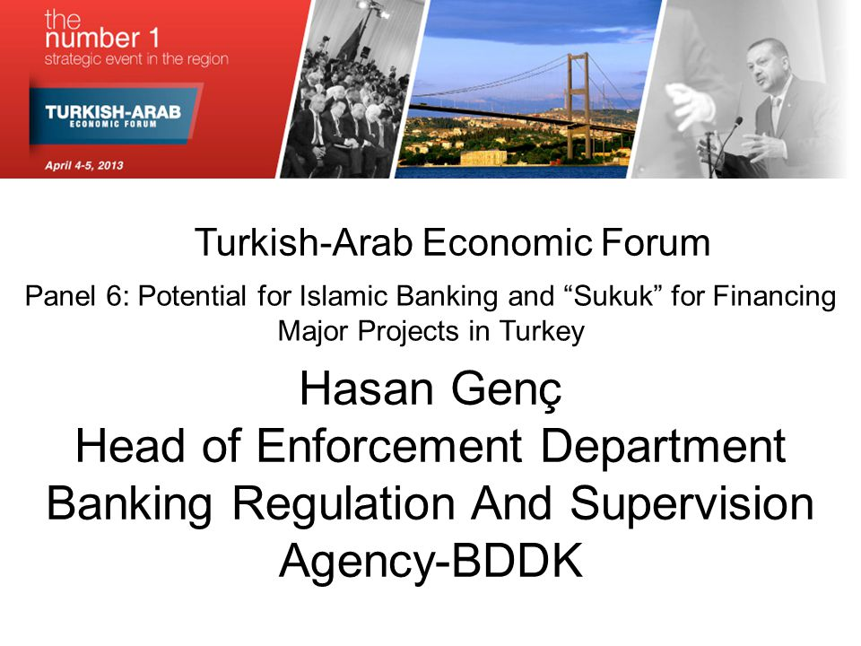 12 BANKING REGULATION AND SUPERVISION AGENCY 12 Some Key Points ⌂ Deposit Guarantee Scheme Assurance Fund Savings Deposit Insurance Fund ⌂ Shariah Board No regulatory obligation ⌂ Islamic window Not allowed