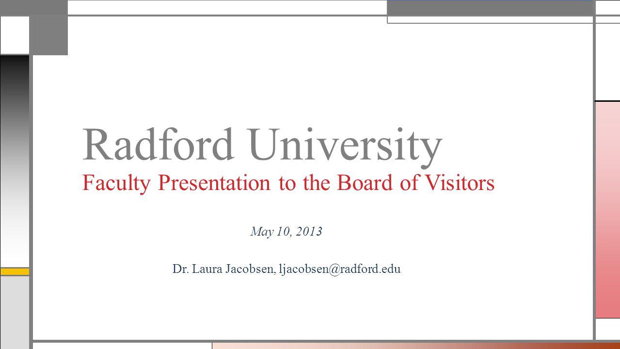 May 10, 2013 Dr.