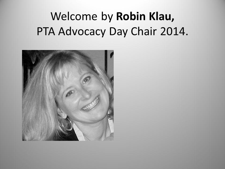 Keynote Speaker: Patty Scripter, California State PTA VP of Education.