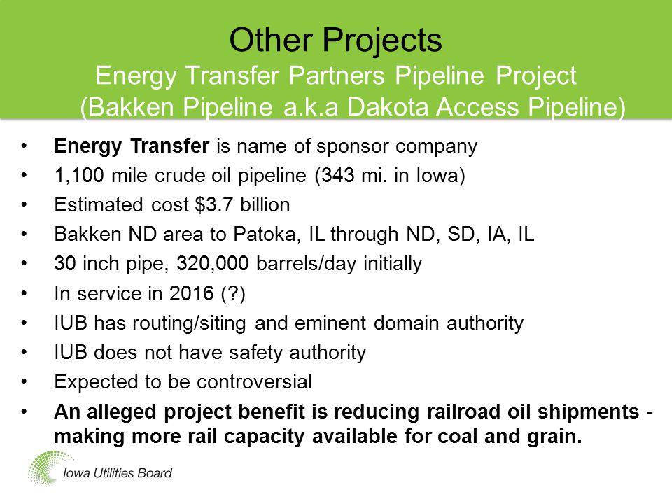 cc Bakken (aka Dakota Access) Pipeline