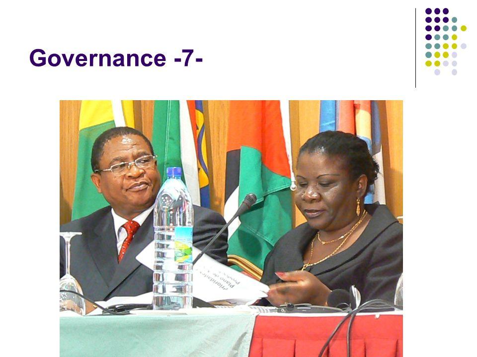 Governance -7-
