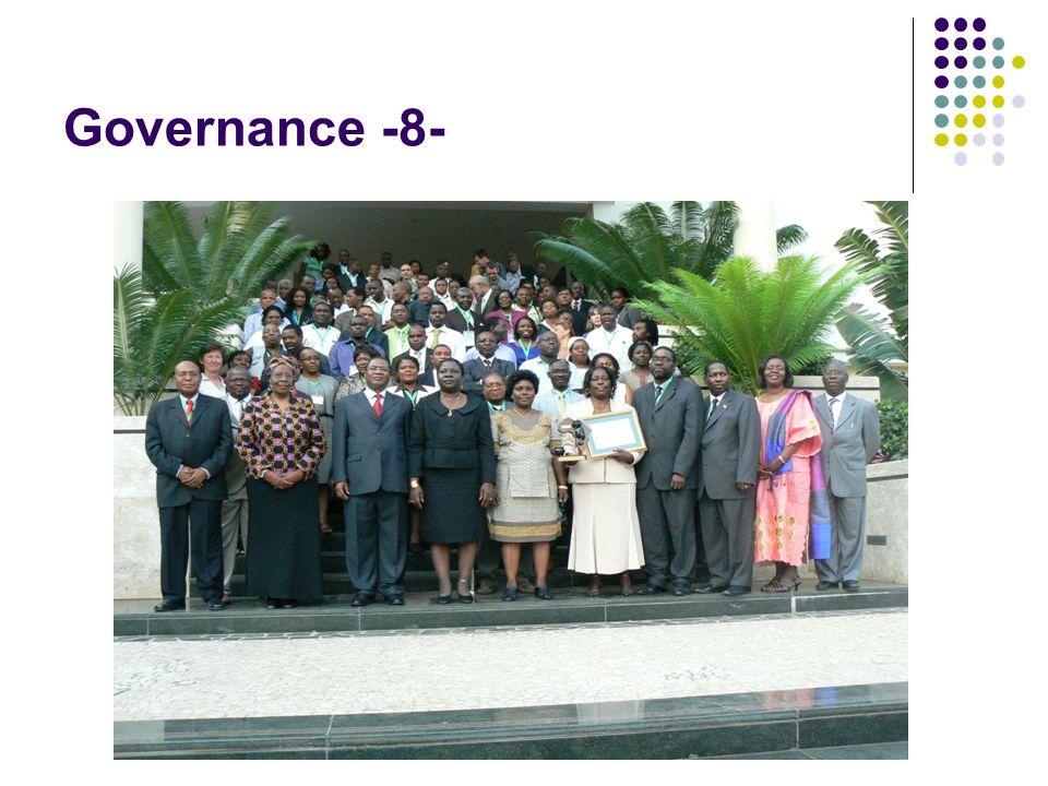Governance -8-