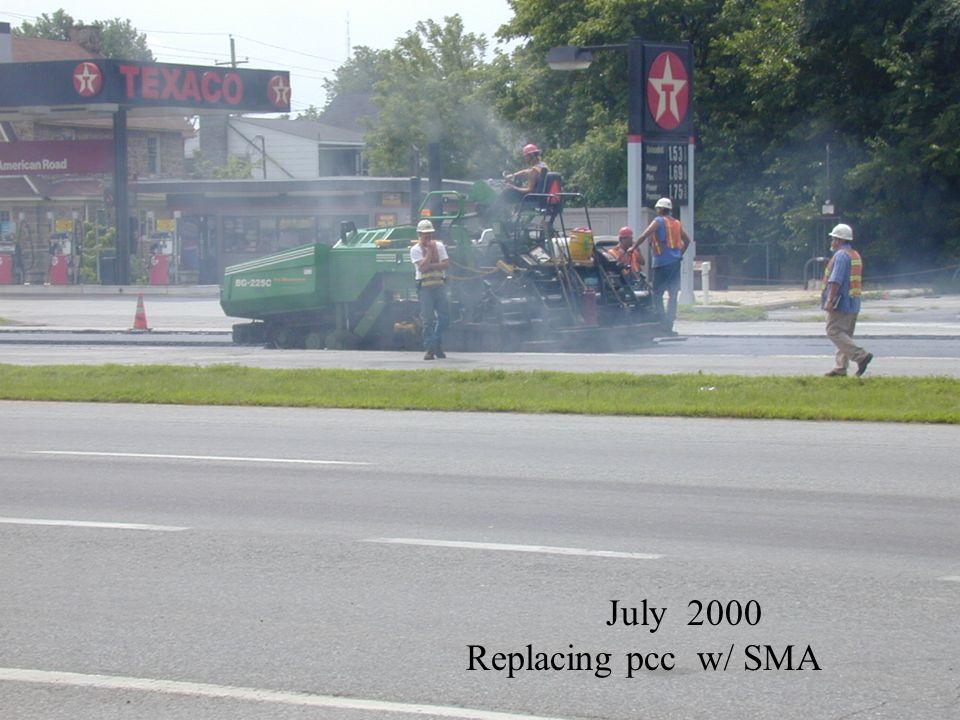July 2000 Replacing pcc w/ SMA
