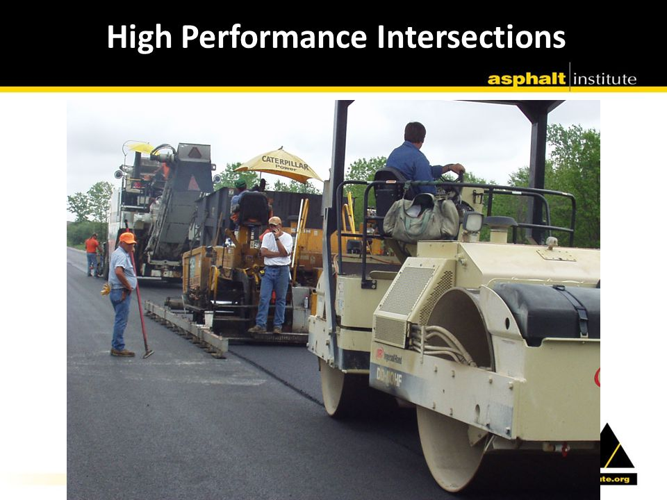 High Performance Intersections