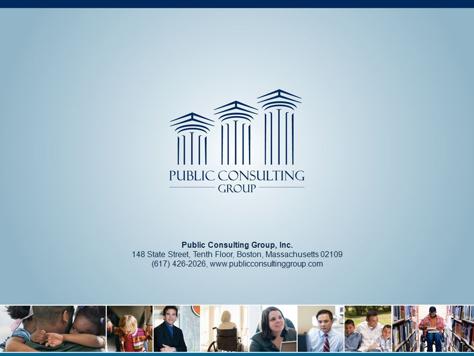 21 Public Consulting Group, Inc.
