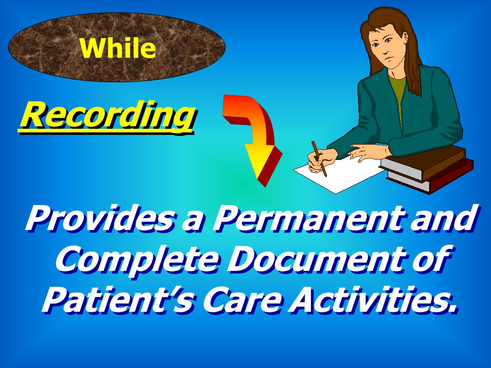 As Both Forms of Documentation Facilitate Continuity of Care Allows Rapid Sharing of Patient's Data That Assure the Use of Current Information in Clinical Decision Making Reporting