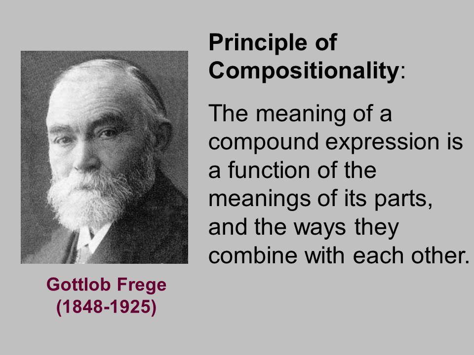 Basic Distinction (e.g.