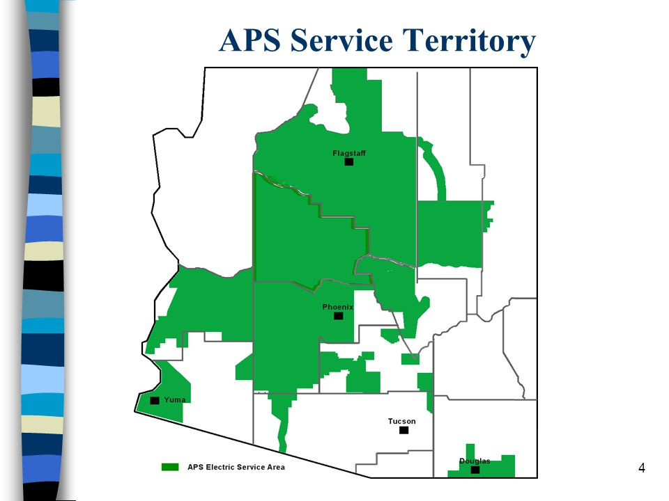 4 APS Service Territory