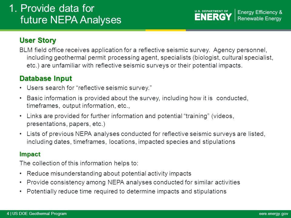 4 | US DOE Geothermal Programeere.energy.gov 1.