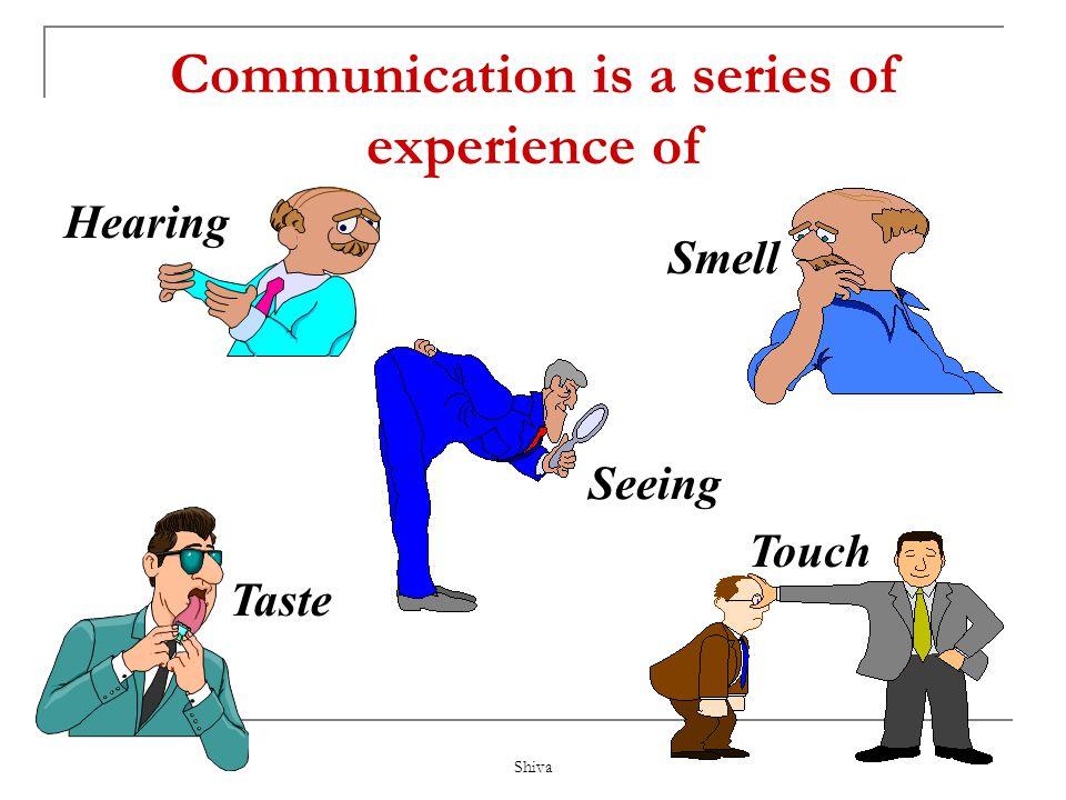 Shiva Communication Skills