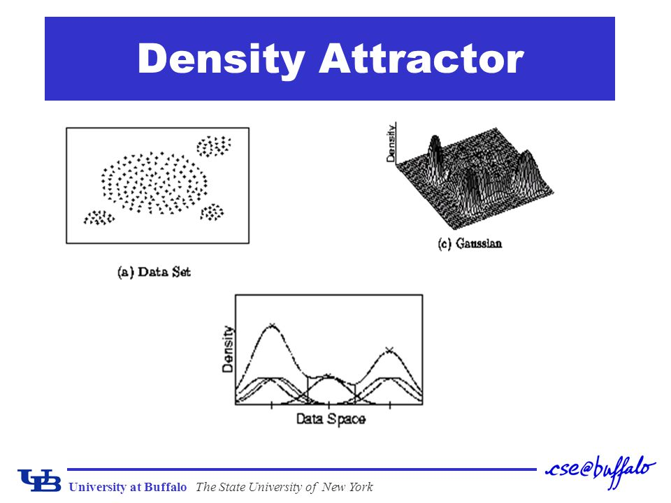 University at BuffaloThe State University of New York Density Attractor