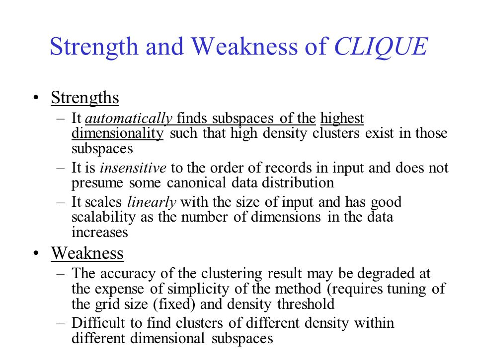 Agenda What is Cluster Analysis.