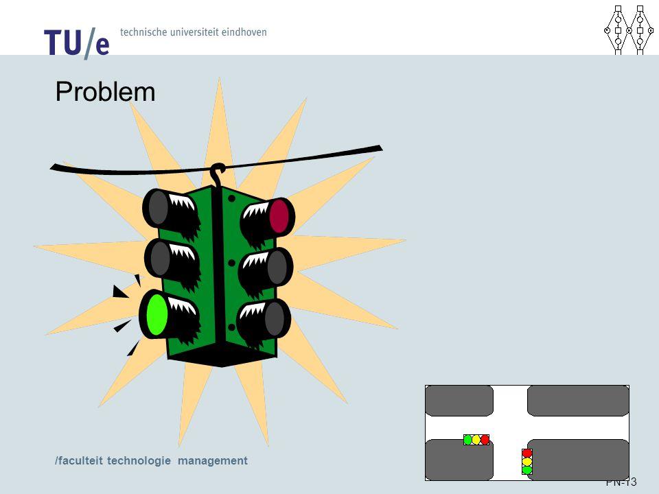/faculteit technologie management PN-13 Problem