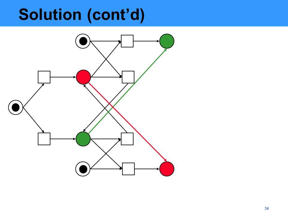 34 Solution (cont'd)