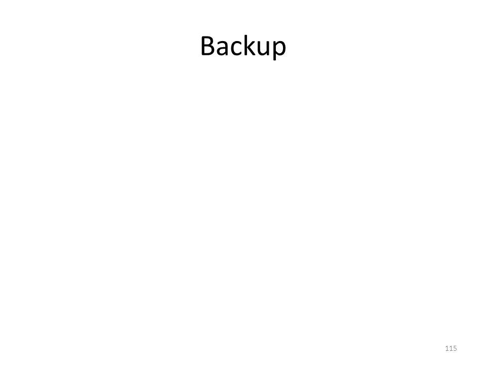 Backup 115