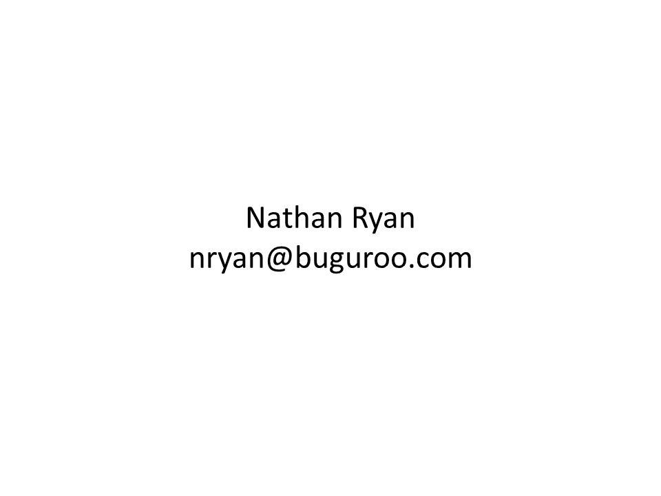 Nathan Ryan nryan@buguroo.com