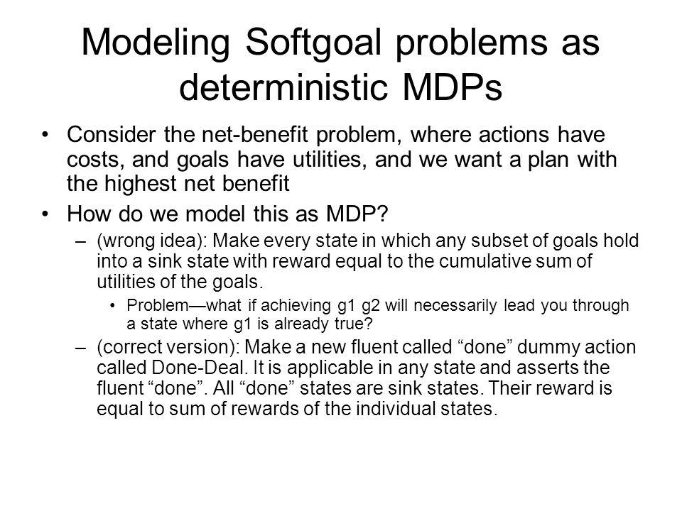 Ideas for Efficient Algorithms..