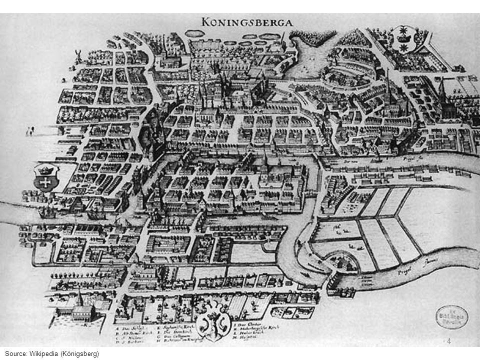 Source: Wikipedia (Königsberg) 4