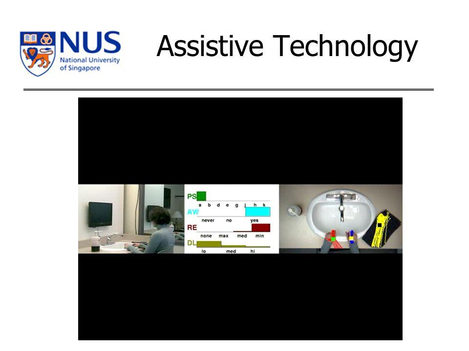 Assistive Technology POMDP