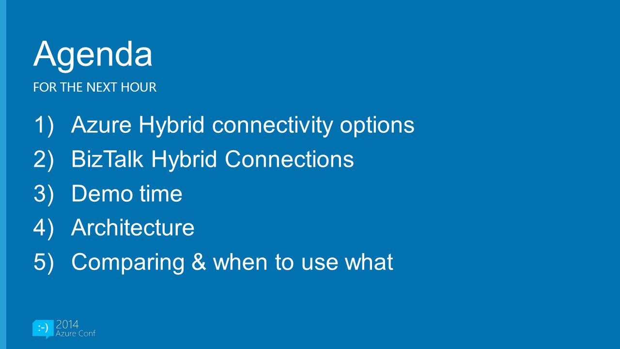 Questions? #azureconf on Twitter
