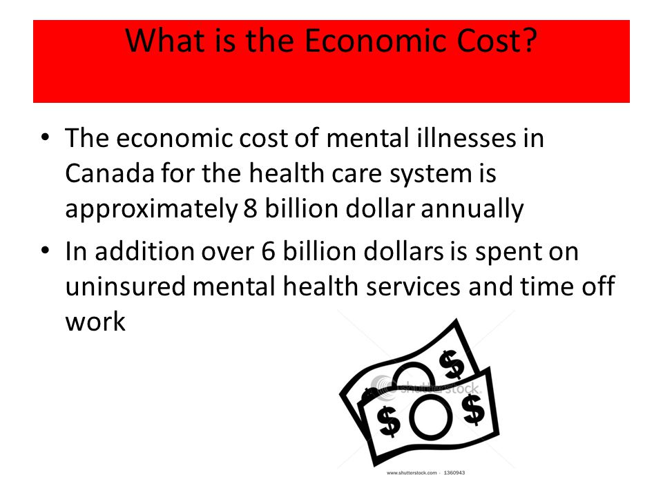 What is the Economic Cost.