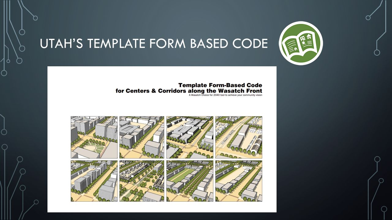 UTAH'S TEMPLATE FORM BASED CODE