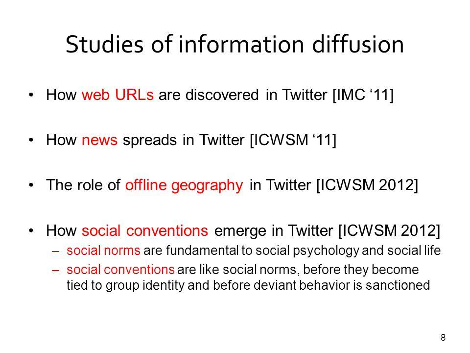Microscopic analysis: Understanding news media landscape in Twitter With Jisun An (Cambridge Univ.) Meeyoung Cha (KAIST)