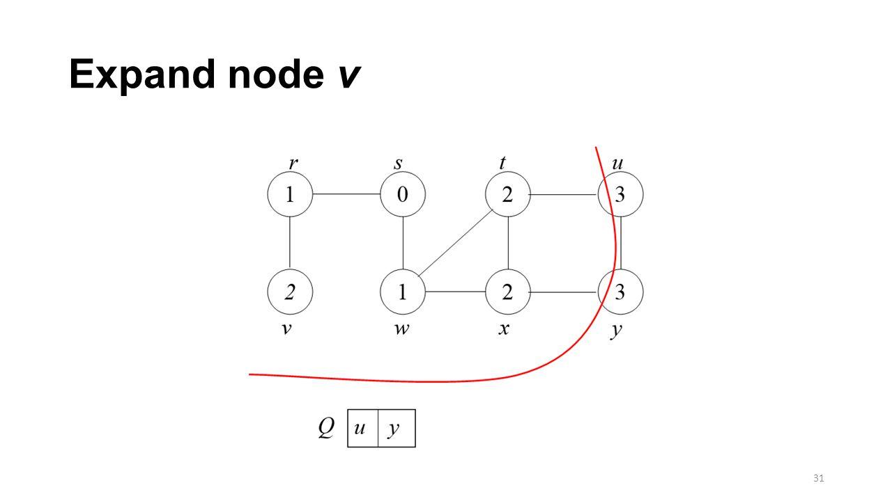 Expand node v 31