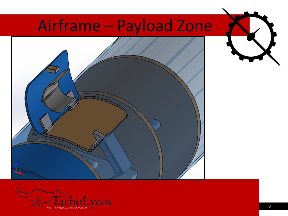 Vehicle Design – Payload Compartment 9