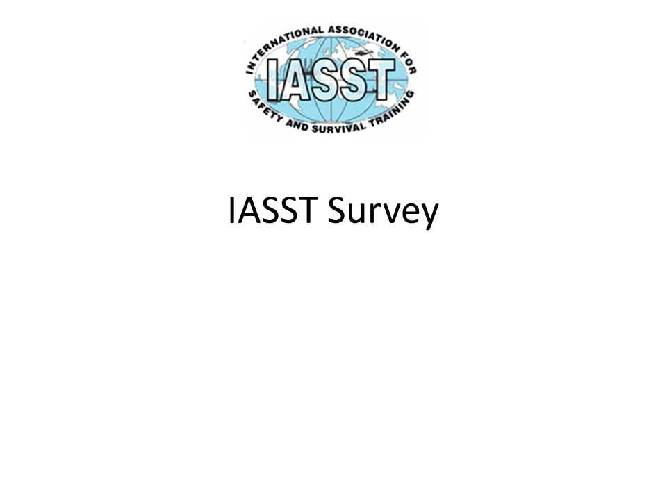 IASST Survey