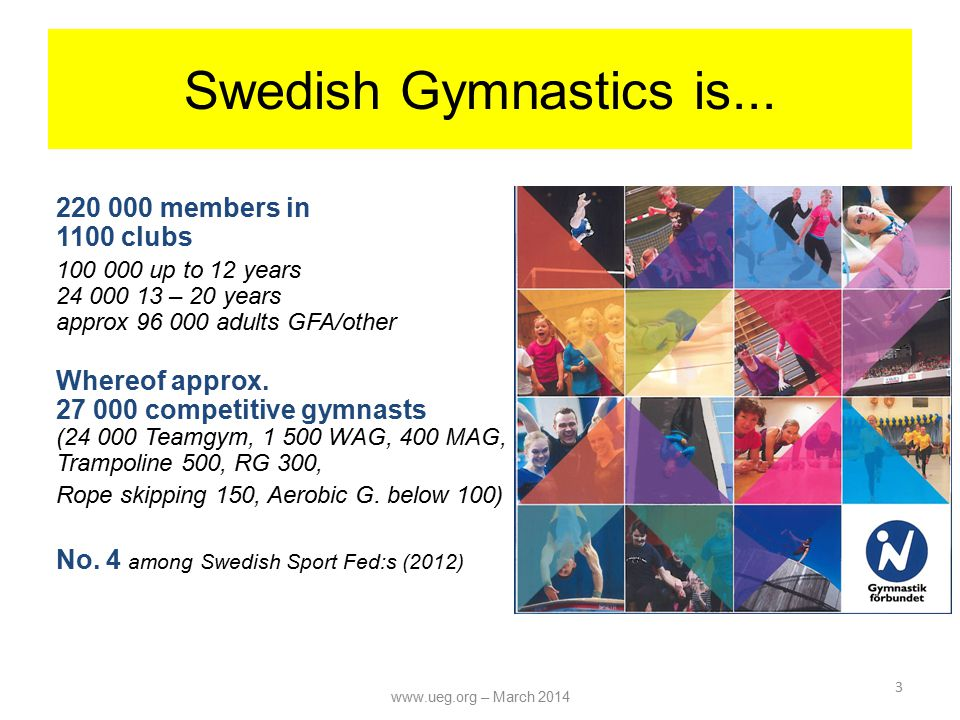 Swedish Gymnastics is...