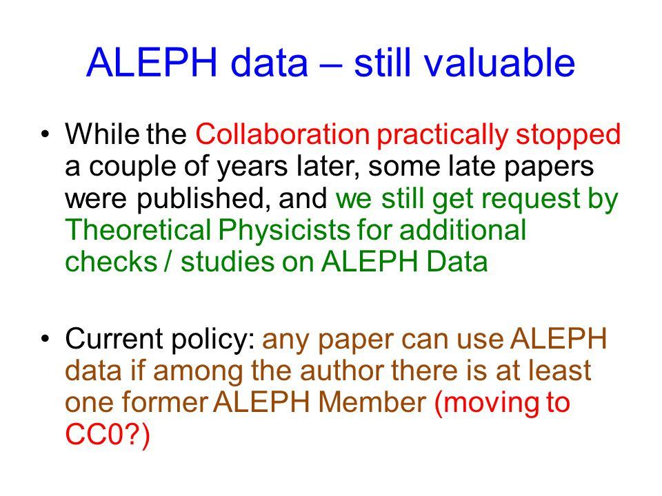 Data Sharing & Data Management Fundamental Issue Birth of Web @ CERN
