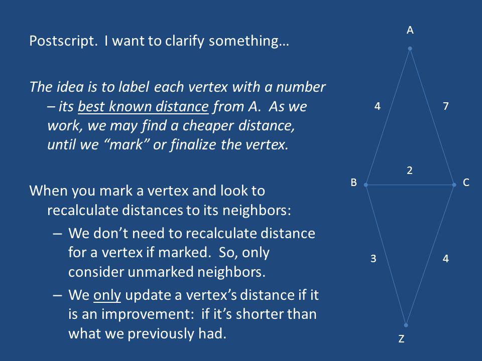 Postscript.