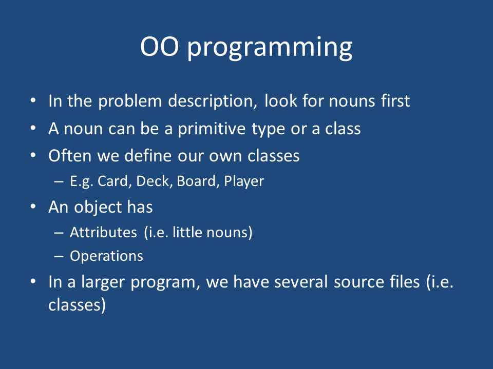 Practice For lab, see handout Practice.java How would you approach the problem of – Counting from 1 to 10.