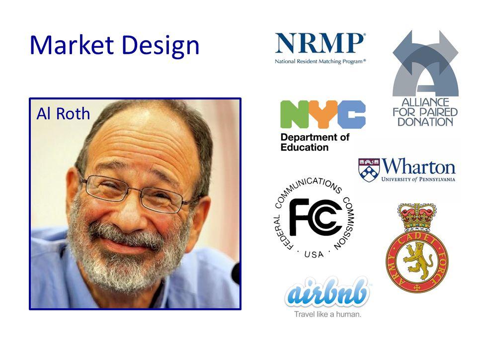 Al Roth Market Design