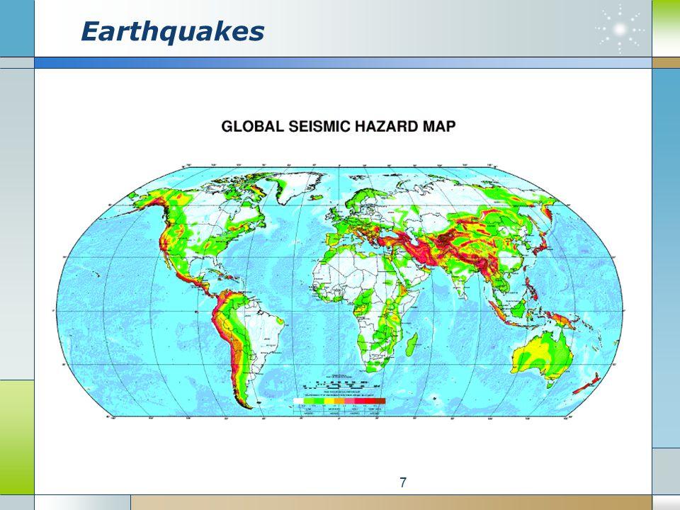 Earthquakes 7