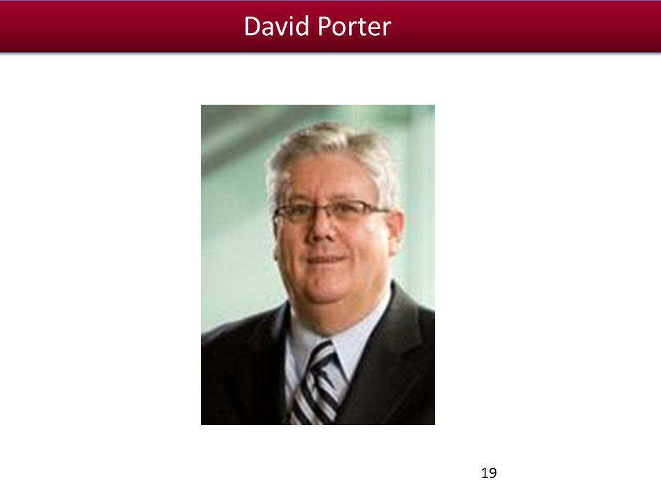 19 David Porter