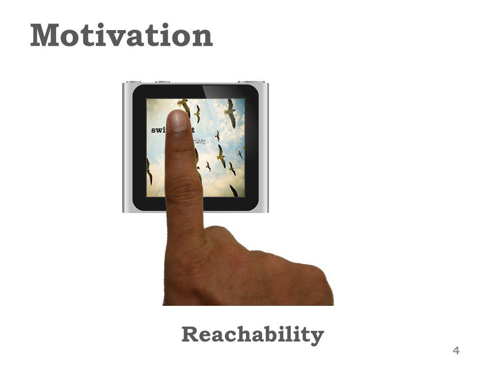 Motivation Reachability 4