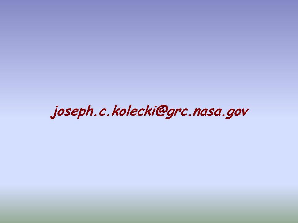 joseph.c.kolecki@grc.nasa.gov