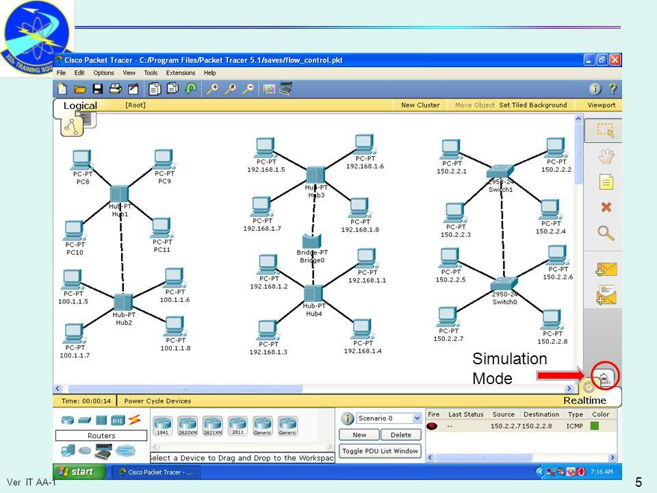 5 Simulation Mode