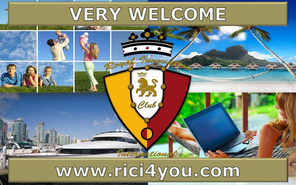 © 2013 Royal Innovation Club International