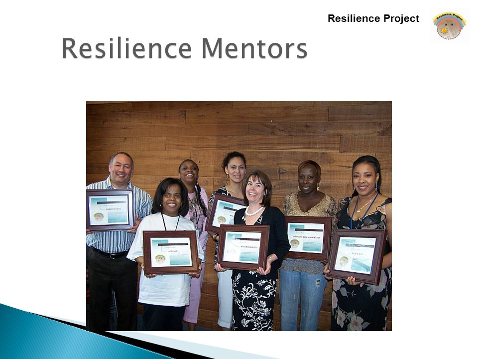 Resilience Mentors Resilience Project