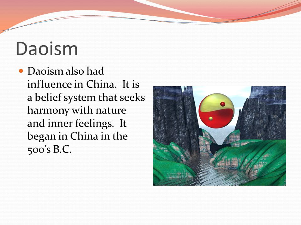 Buddhism Once Confucianism lost influence, Buddhism took its place.