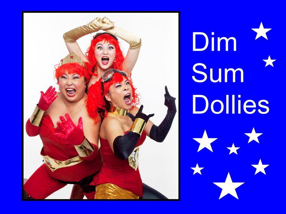 Dim Sum Dollies