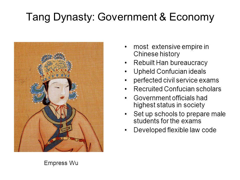 Emperor Receives A Civil Service Candidate