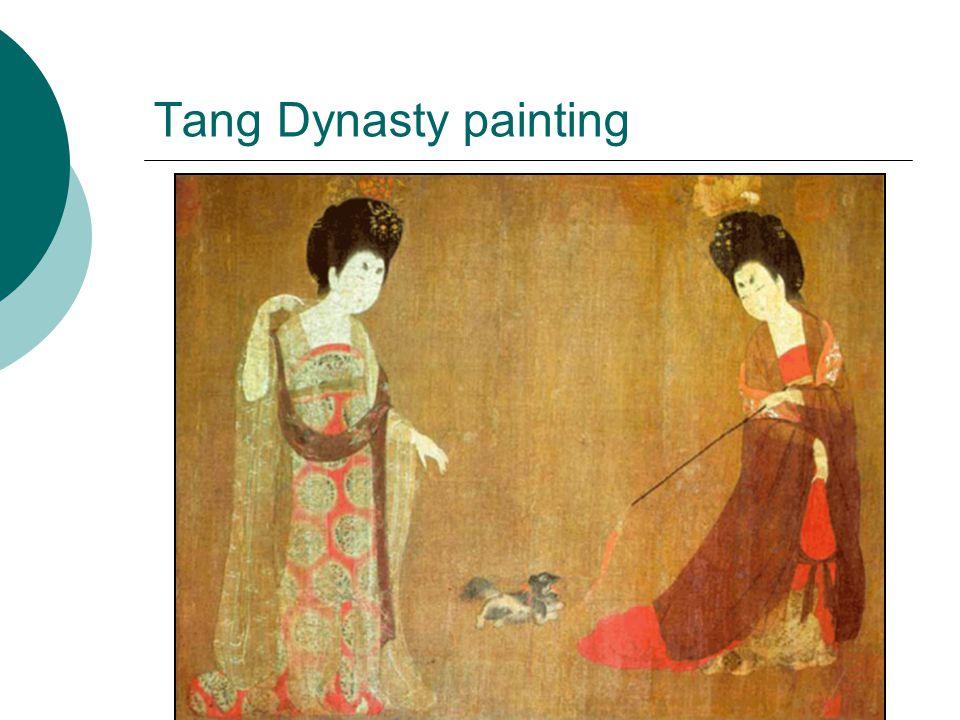 Tang Dynasty painting