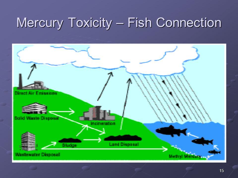 15 Mercury Toxicity – Fish Connection