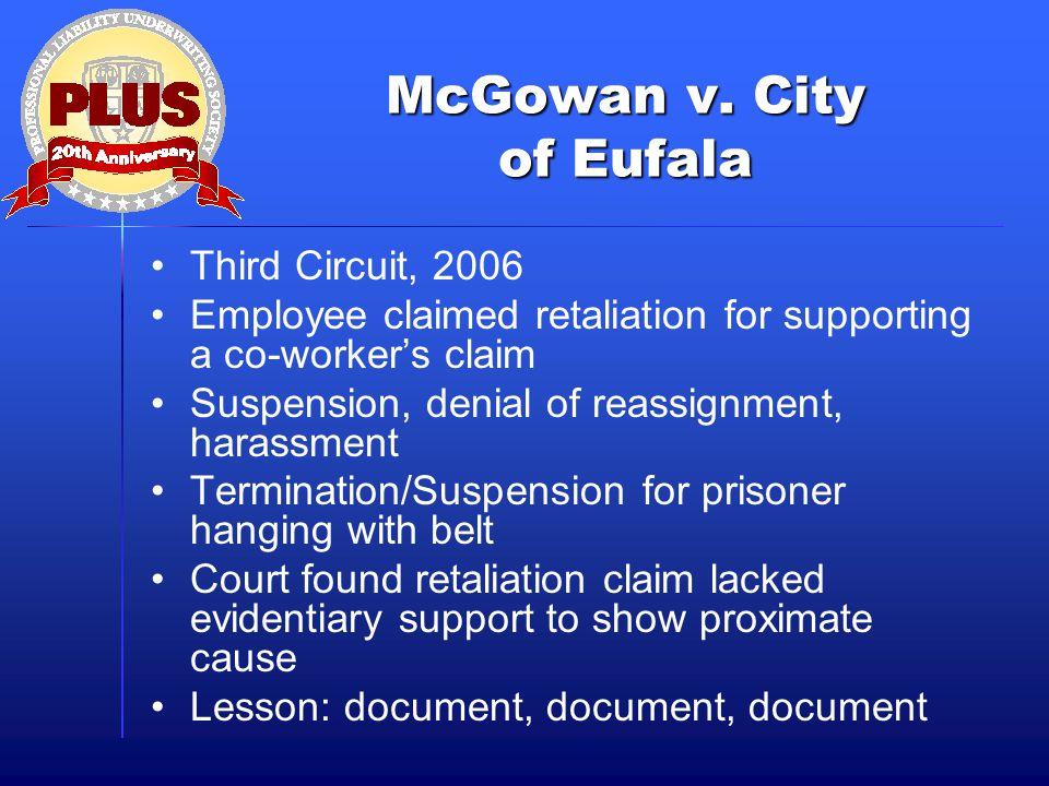 McGowan v.