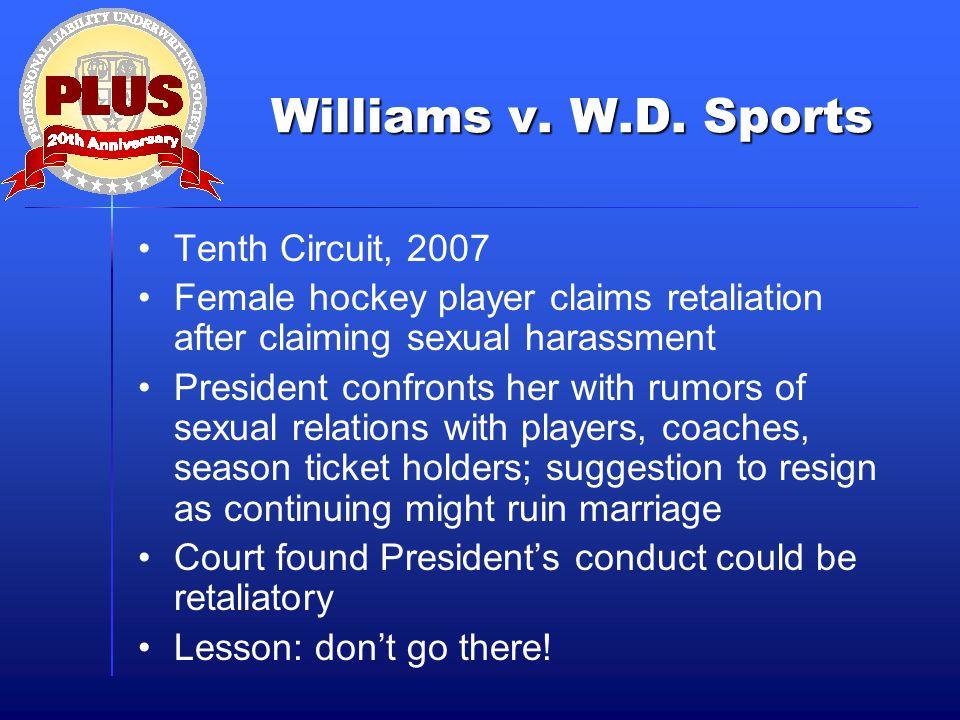 Williams v. W.D.